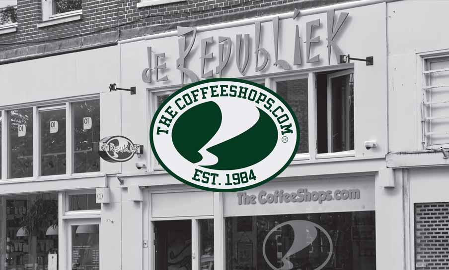 coffeehop de republiek