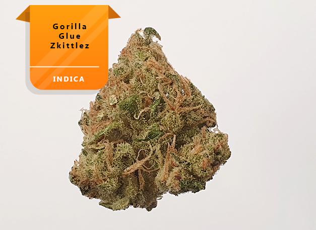 Gorilla-Glue-Zkittlez