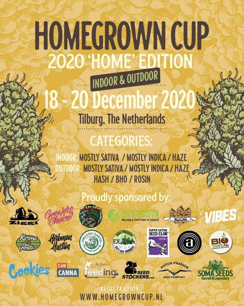 HomeGrown Cup 2020