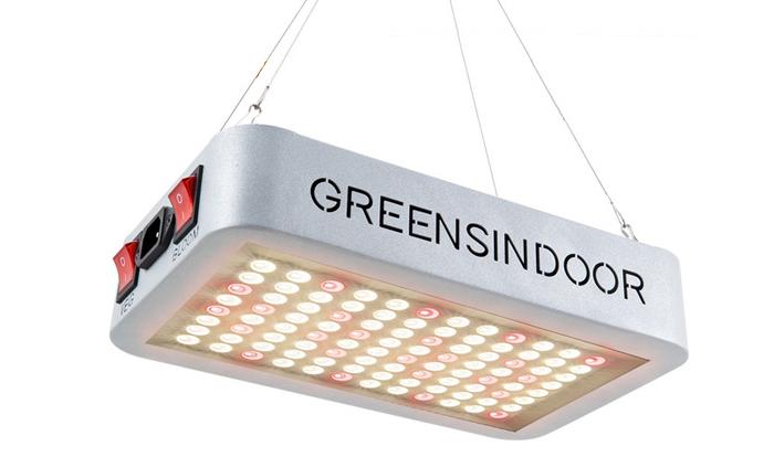 LED light voor wietplanten