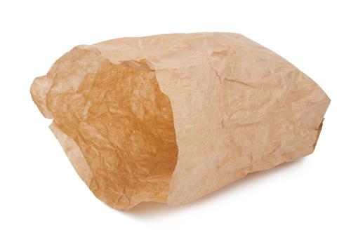 je-wiet-laten-drogen-in-een-papieren-zak