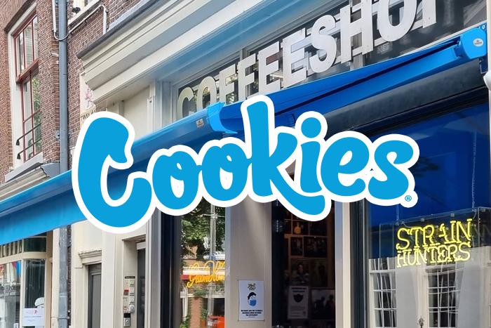 Cookies-coffeeshop menu