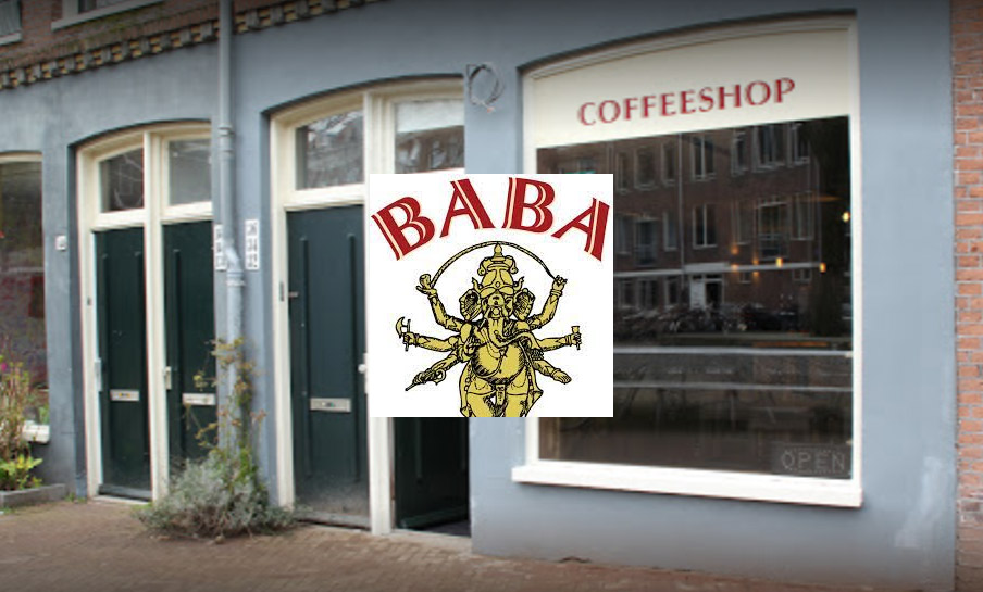 coffeeshop menu baba